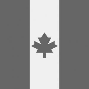 Canada B&W