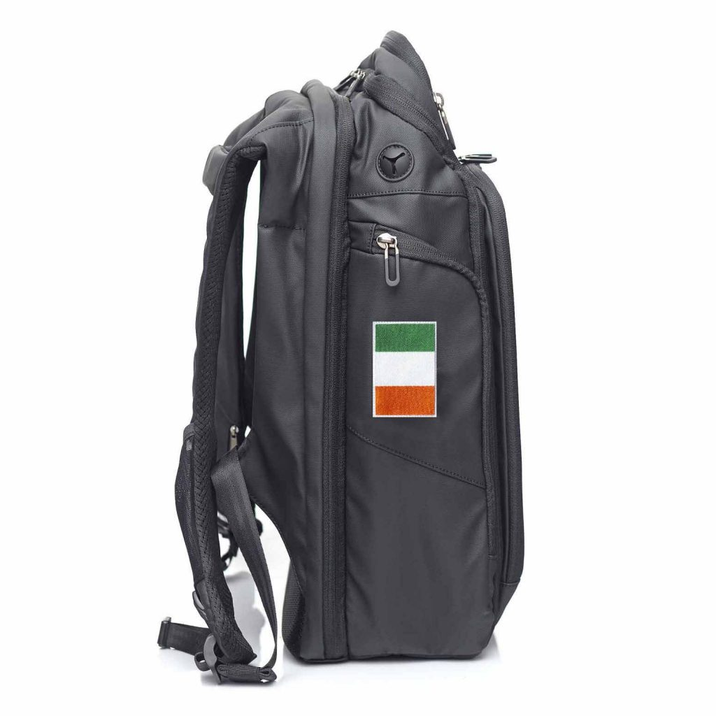 Ireland NATERS Backpack Patch