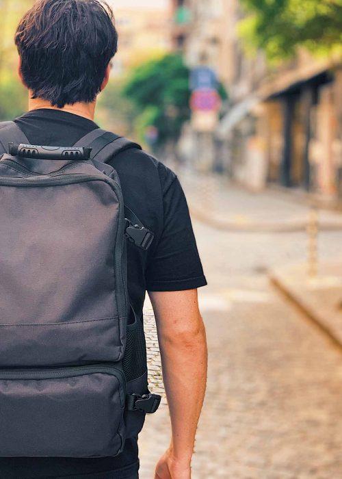 Naters Travel Bag